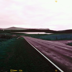 Some Road in Shetland