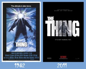 The Thing - Posters