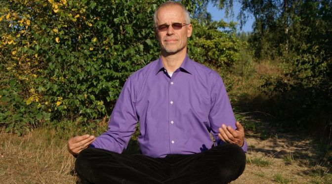 Meditation hilft