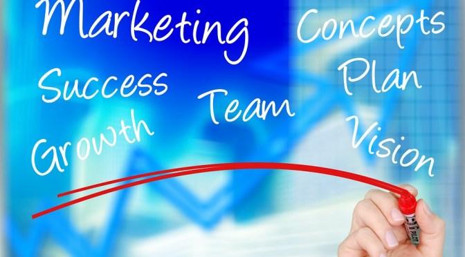 Existenzgründung Network Marketing