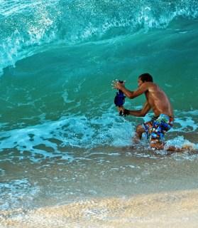 'Shorebreak' – Exclusive Extended Sneak Peek at Clark Little Film
