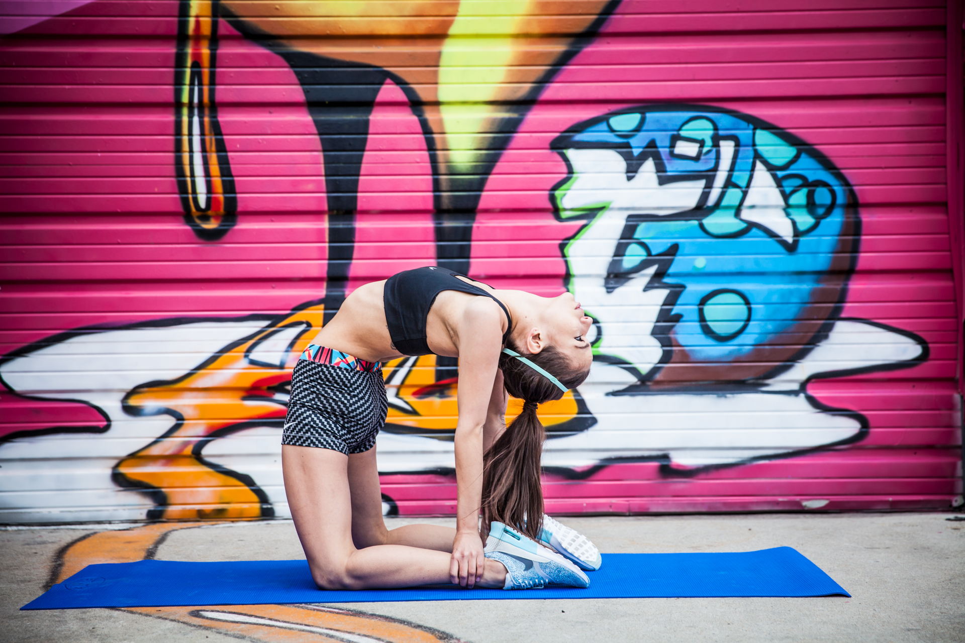 Full Core Back Bend @FitWithMeShelby