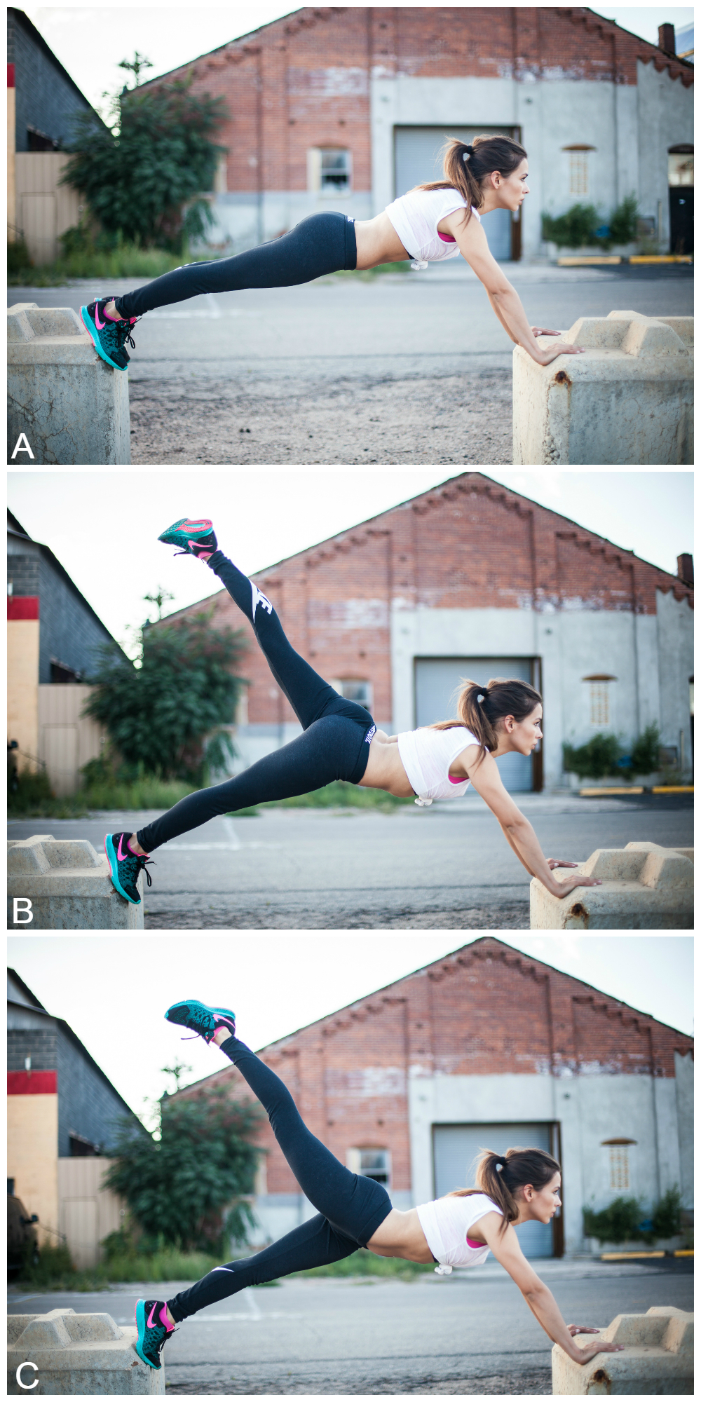 Pier 30 Plank - @FitWithMeShelby