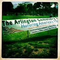 Arlington Cemetery Project at Clover Park High School