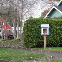 Little Free Library #2321, Tacoma