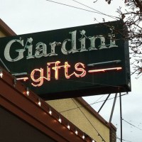 Giardini Gifts in the Proctor District