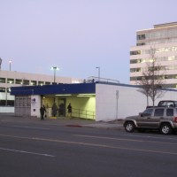 What's left of Tacoma's original Greyhound Station