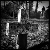 Old Settler's Cemetery, Lakewood