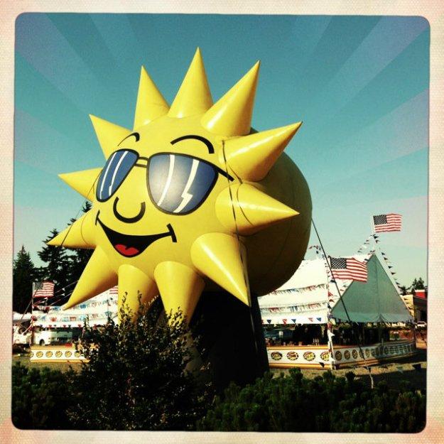 sun July 4th