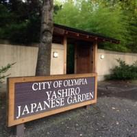 Yashiro Japanese Garden, Olympia