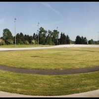 Velodrome at Marymoore Park