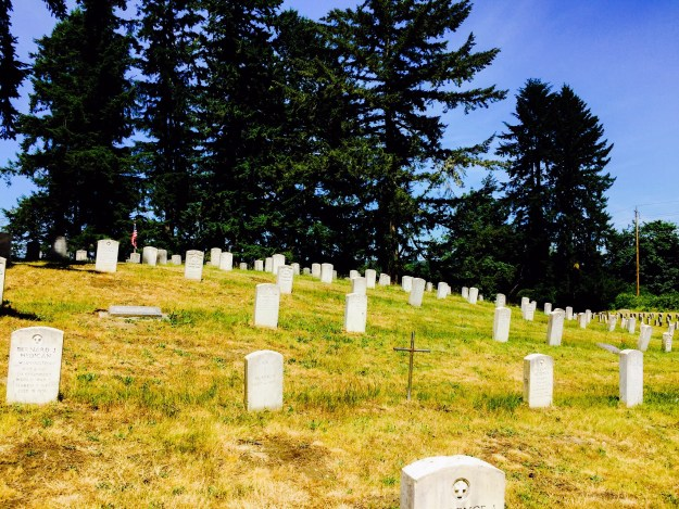 soldiers home cemetery