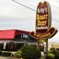 Arby's Roast Beef Sandwich is Delicious