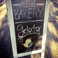 Alegre Bakery and Gelato in Tacoma's Proctor District