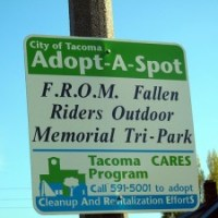 Fallen Riders Outdoor Memorial Park