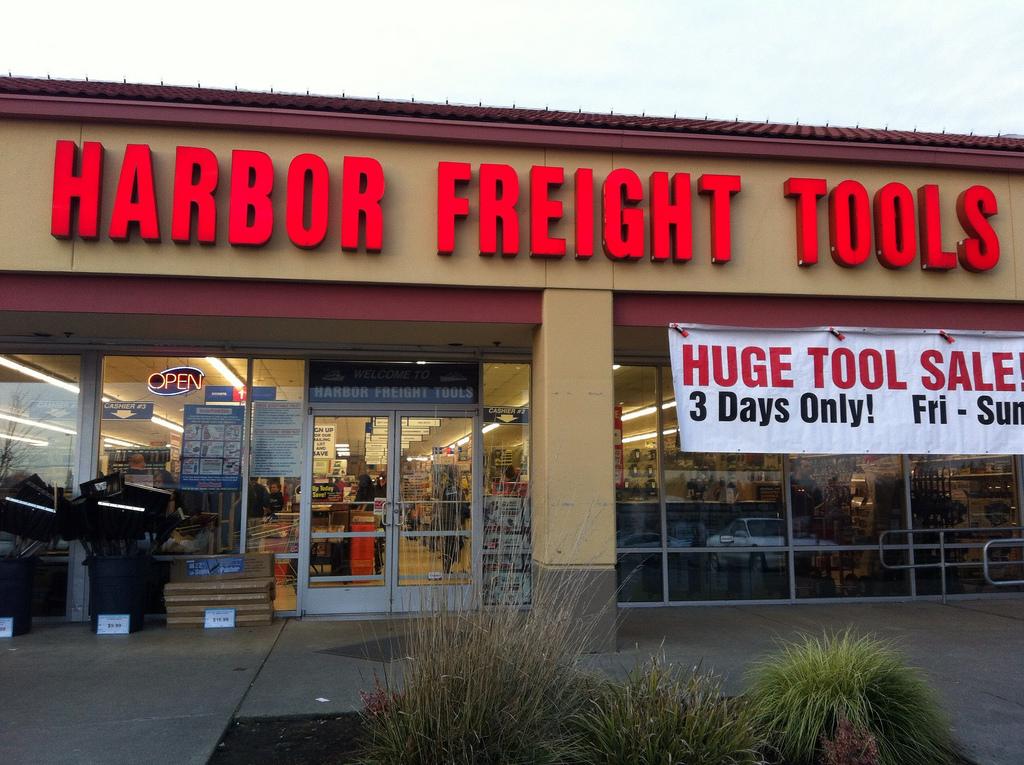 harbor freight tools website