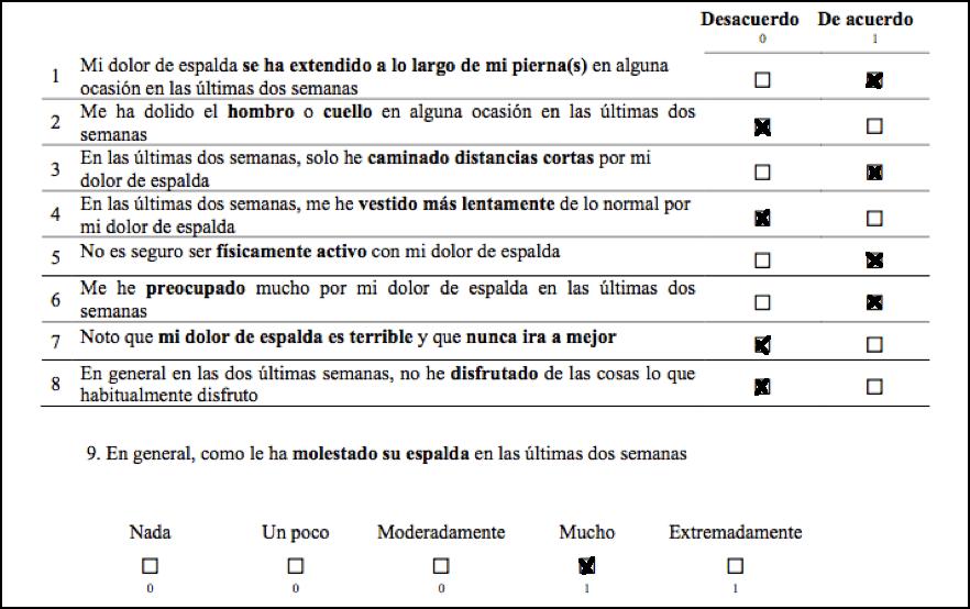 cuestionario lleno