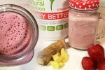 strawberry-ginger-smoothie