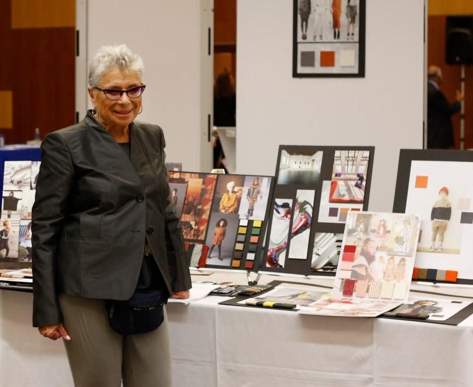 Sarah Pettit, Coordinator, Fabric Styling