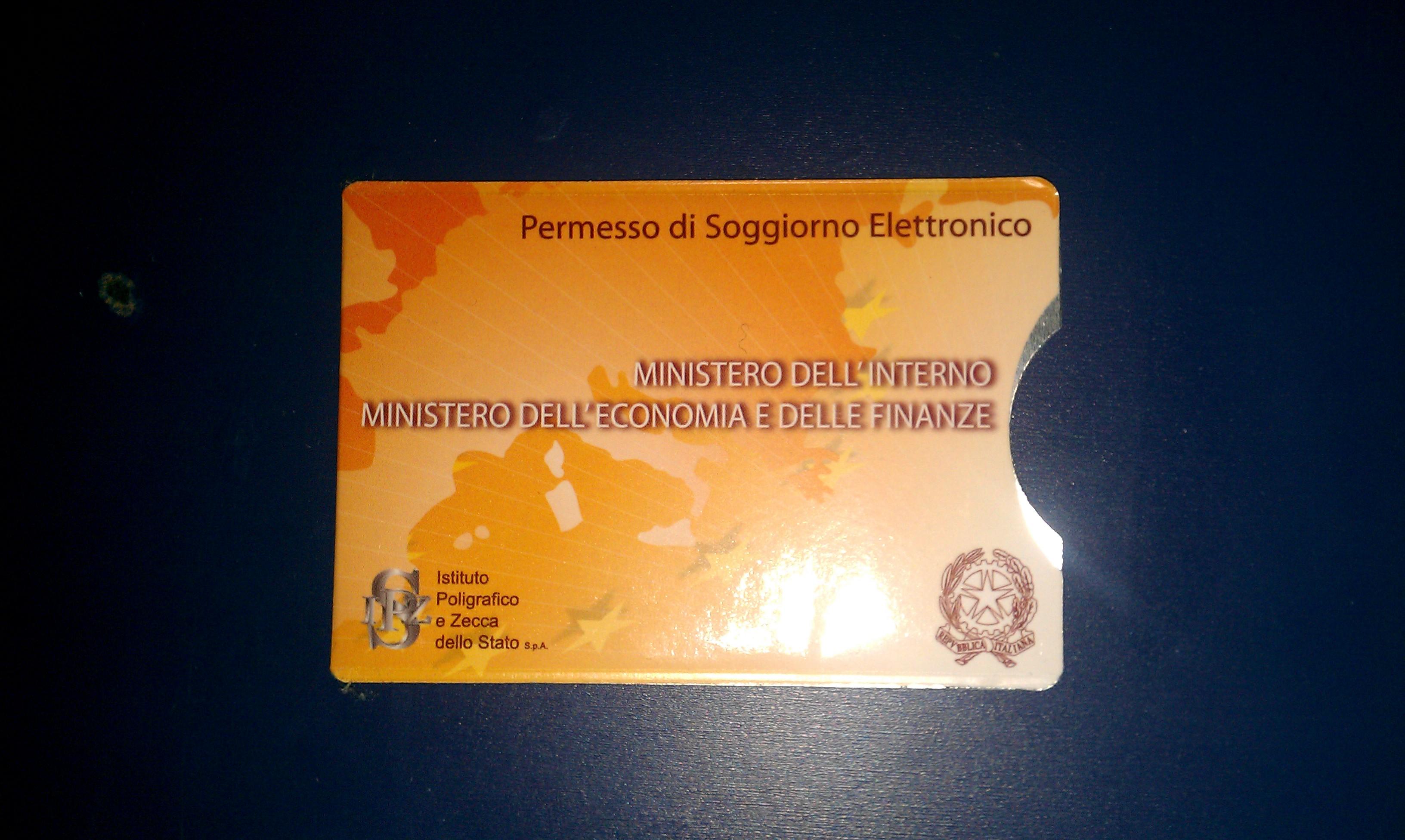 Permesso Di Soggiorno Fit In Florence