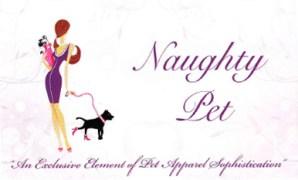 Naughty Pet card