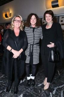 Deirdre Quinn, Jill Granoff, Donna Faircloth