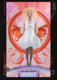 Emerging designer Qiuyi Luo
