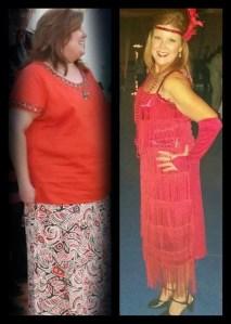 LaDonna W Transformation - Fit Radio Success Story
