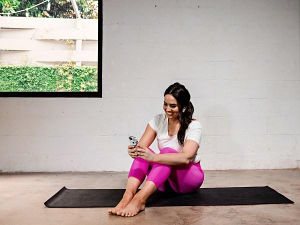 Taryn Burns Fit Radio Yoga