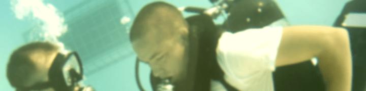 diver mask skills