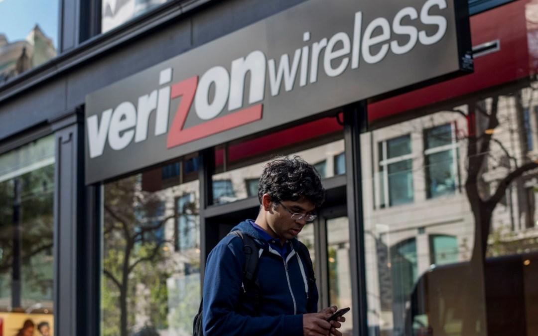 Сотовый оператор Verizon случайно подкосил «серый» рынок айфонов в России
