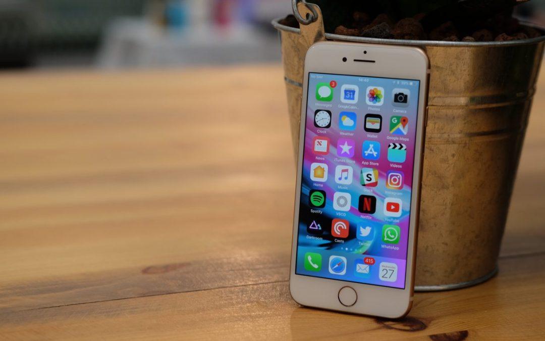 Apple отзывает некоторые модели iPhone 8
