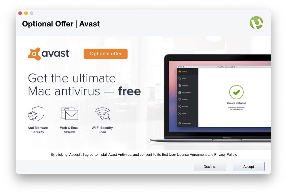 Удаляем с Мака… антивирус Avast