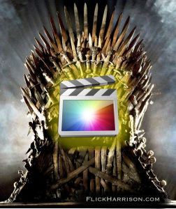 fcpx iron throne