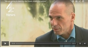 'We are going to destroy the Greek oligarchy system' - Channel 4 News 2015-03-19 14-33-25