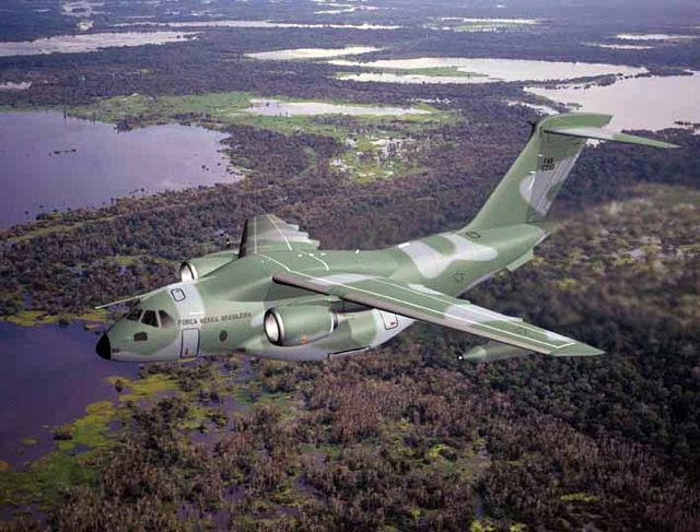 Embraer KC-390 (http://blog.flightstory.net)