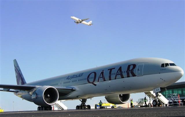 Inilah pesawat membawa kami pulang....