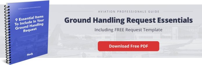 Ground Handling Request Essentials