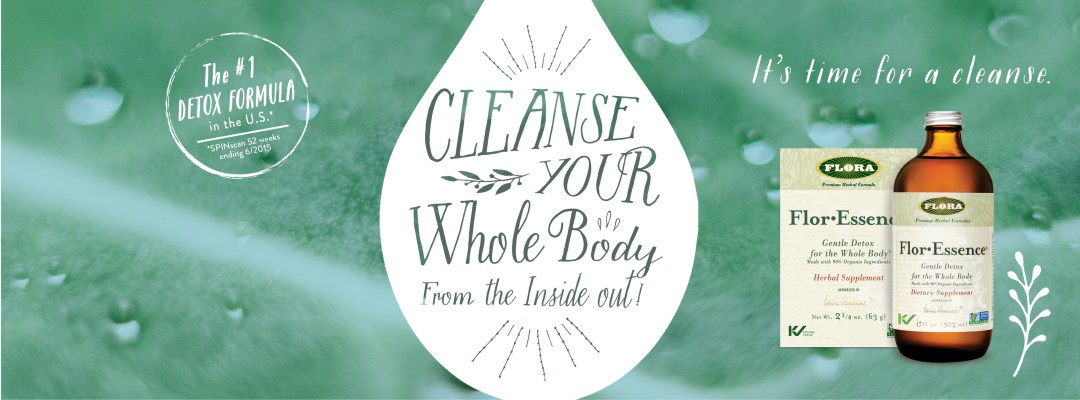 Flor-Essence Detox Cleanse Event