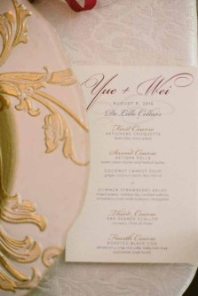 Flora Nova Design Seattle -Romantic DeLille Cellars Wedding