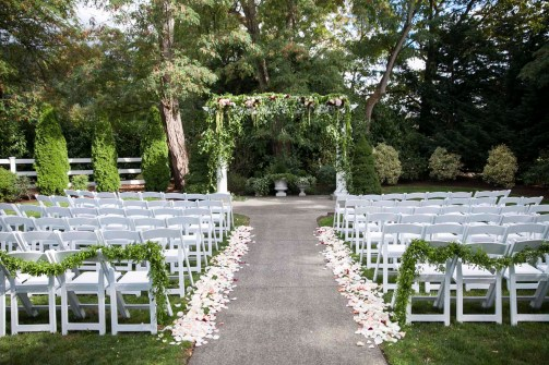 Flora Nova Design Seattle Laurel Creek Manor Wedding