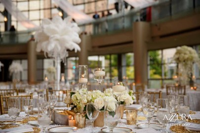 Flora Nova Seattle Benaroya Wedding
