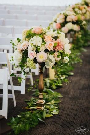 Flora Nova Design Seattle Newcastle Garden Wedding