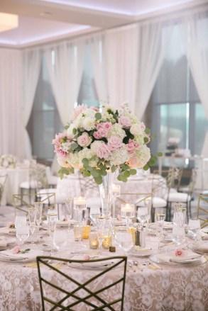 Luxe Ballroom East Indian Fusion Wedding Flora Nova Design Seattle