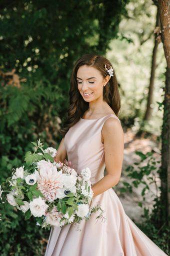 bridal bouquet, summer flowers, Flora Nova Design