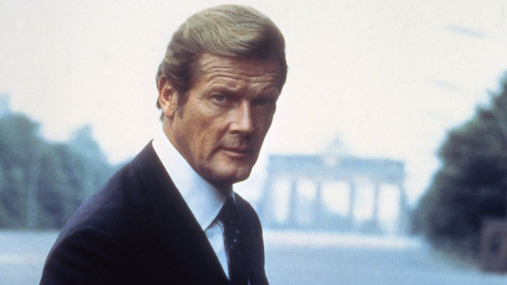 Best Bond Moments with Sir Roger Moore