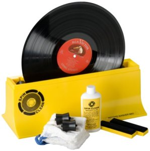 Record Washer