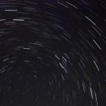 高清水林道にてカシオペア座を撮ってみる ー Ricoh GR Digital IV + GW-2(19mm f1.9)