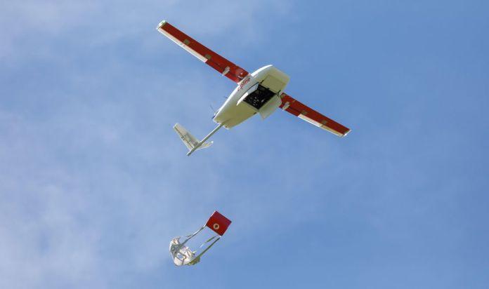 A Zipline Drone