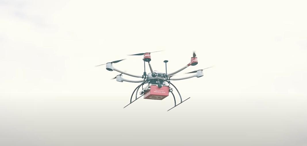 Foodpanda Drone Delivery
